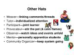 other hats73