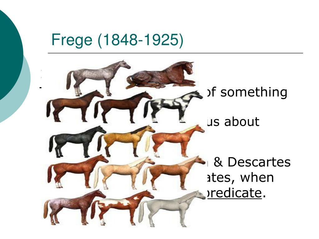 Frege (1848-1925)