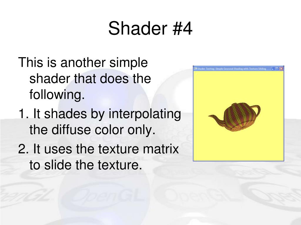 Shader #4