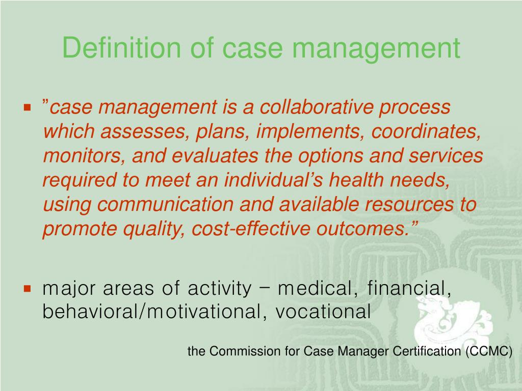 Ppt Principles Of Management Of Occupational And