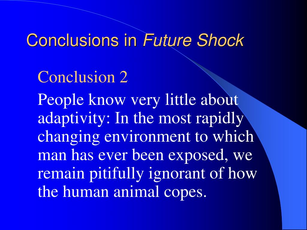 an essay about culture shock