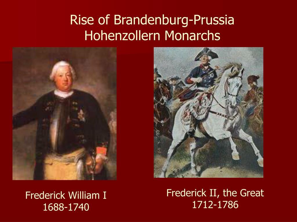 Rise of Brandenburg-Prussia