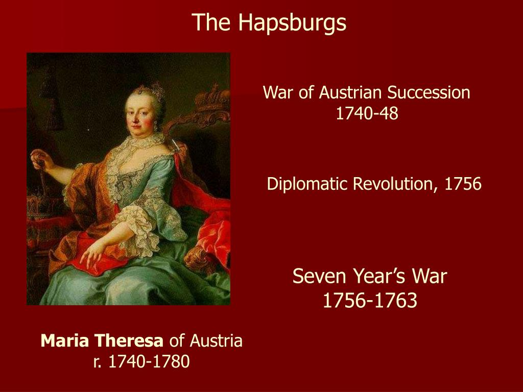 The Hapsburgs