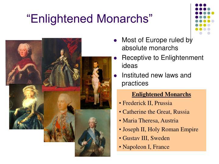 """""""Enlightened Monarchs"""""""