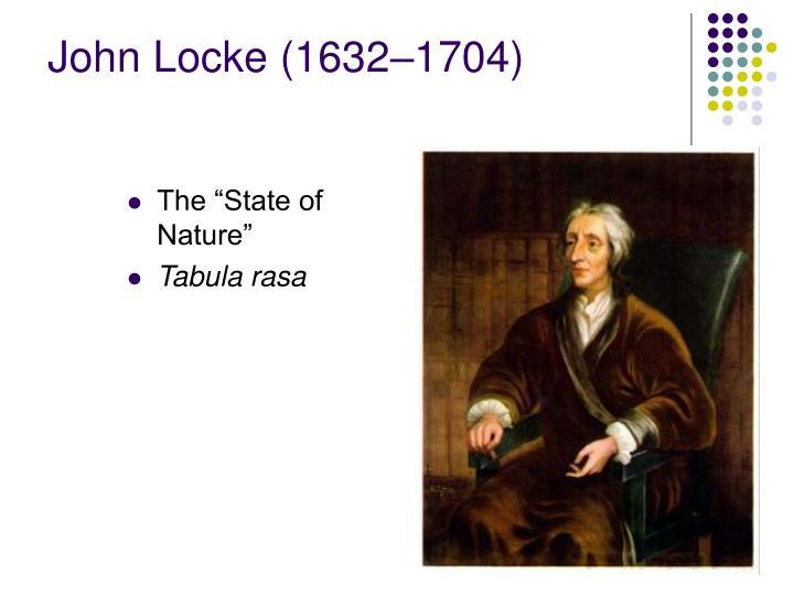 John Locke (1632