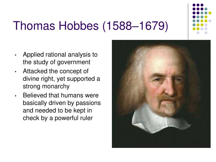 Thomas Hobbes (1588