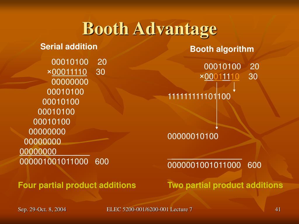 Booth Advantage