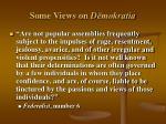 some views on d mokratia19