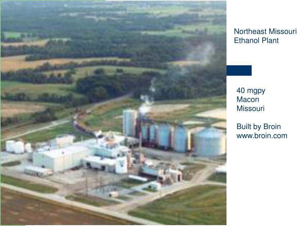 Northeast Missouri