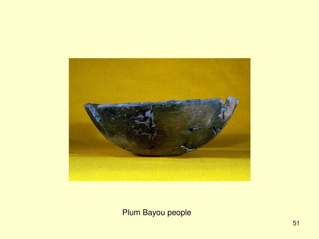 Plum Bayou people