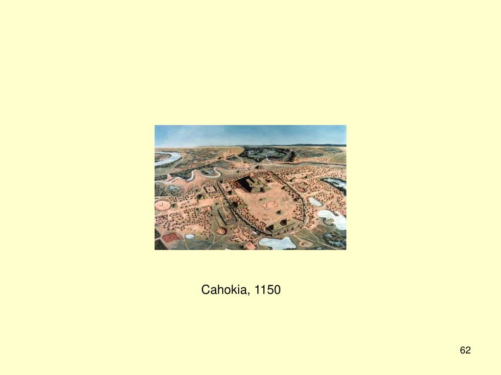 Cahokia, 1150