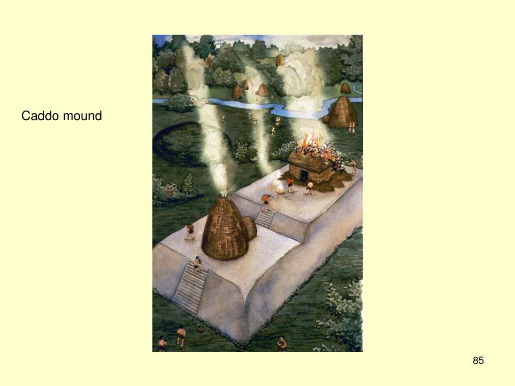 Caddo mound