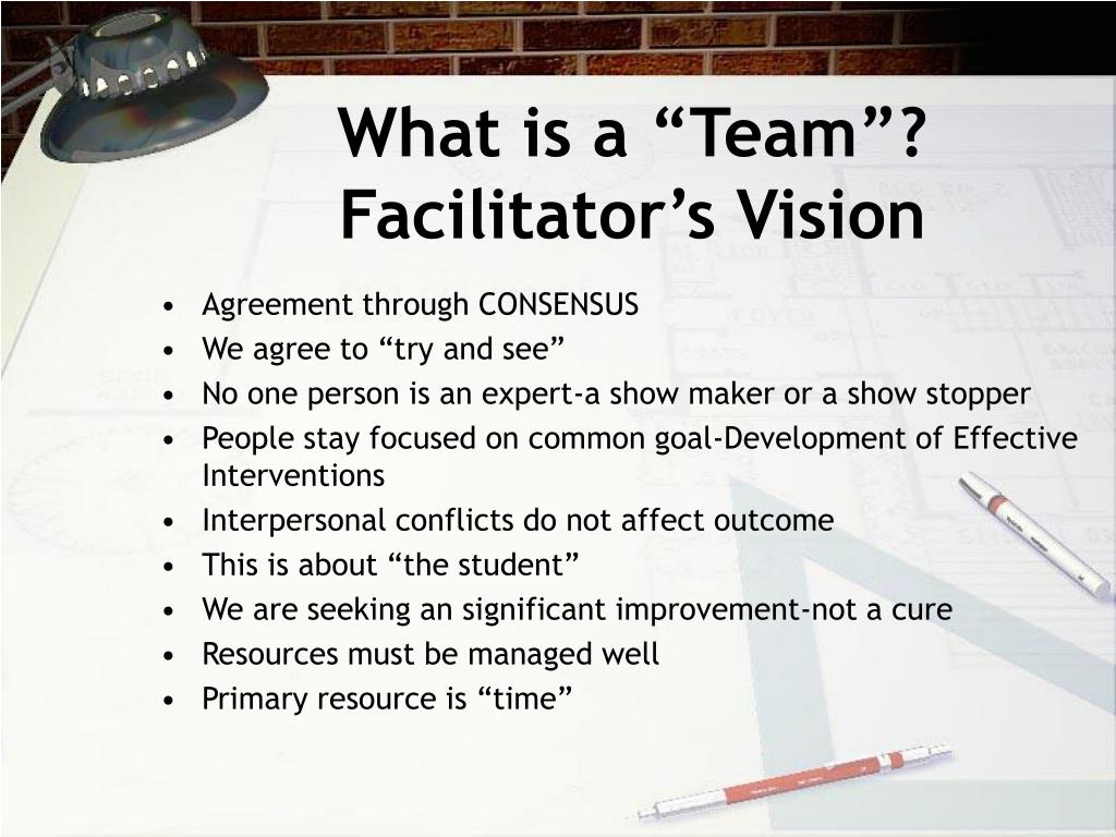 """What is a """"Team""""?"""