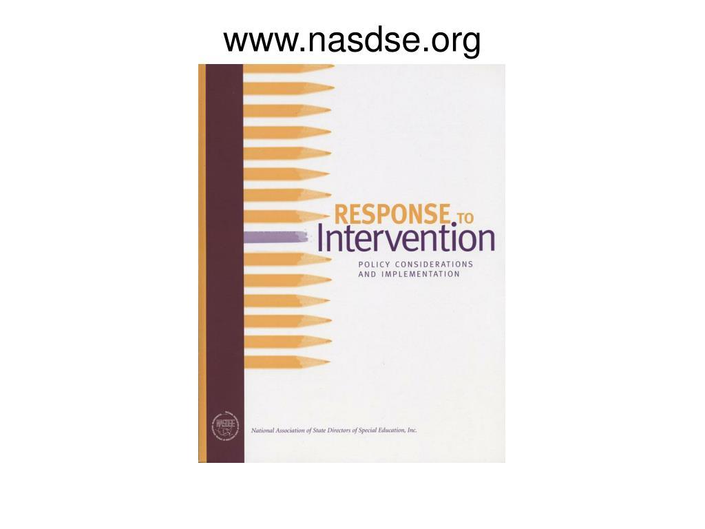 www.nasdse.org
