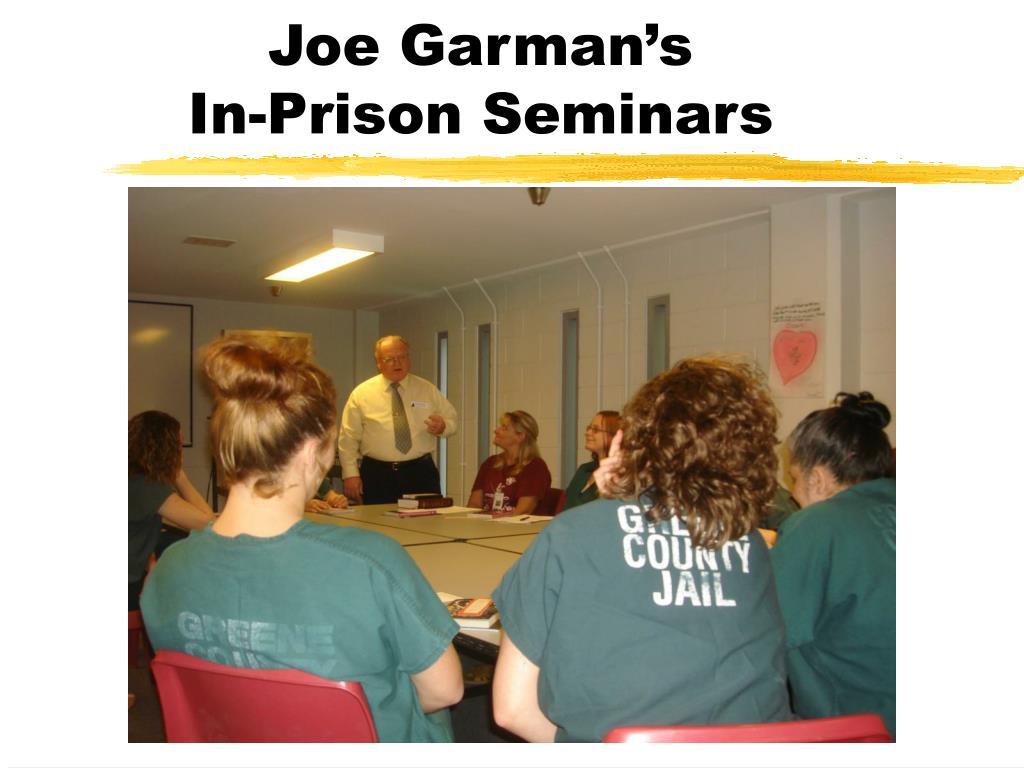 Joe Garman's