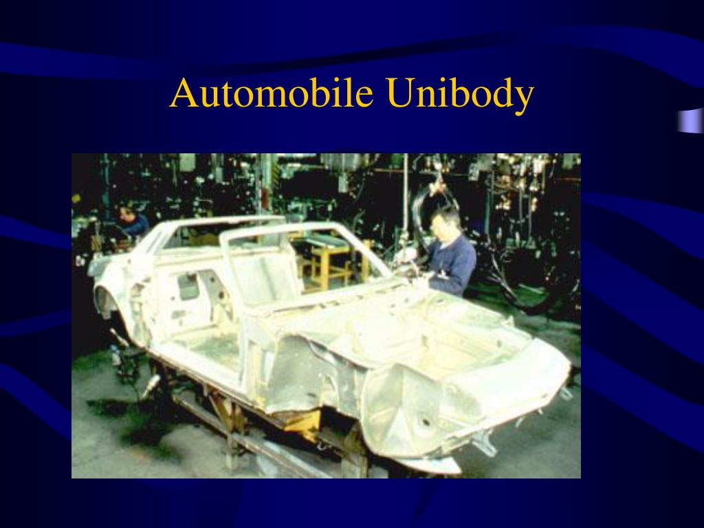 Automobile Unibody