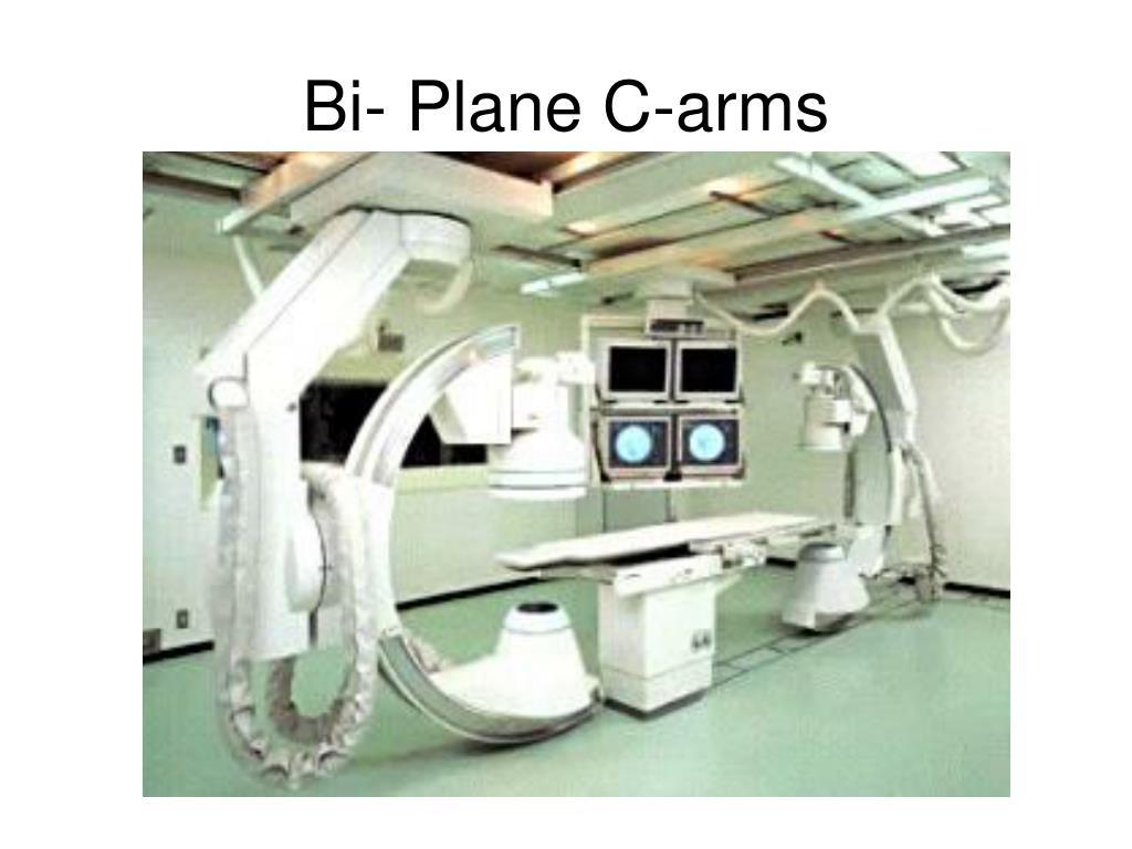Bi- Plane C-arms