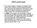 dsa continued