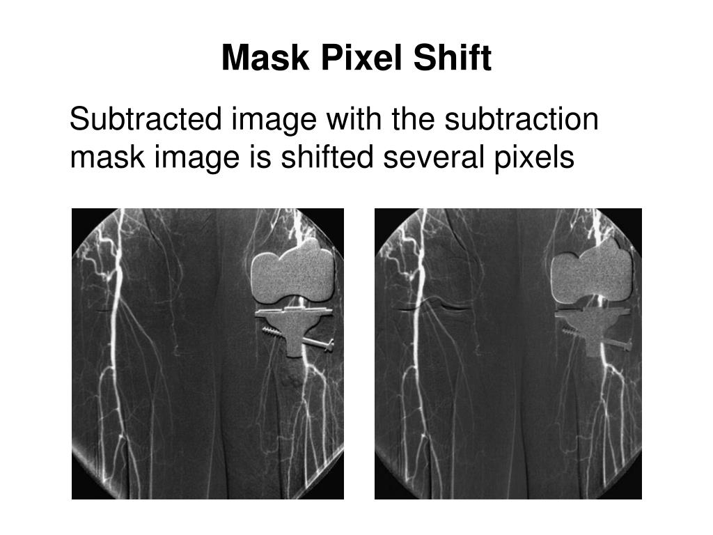Mask Pixel Shift