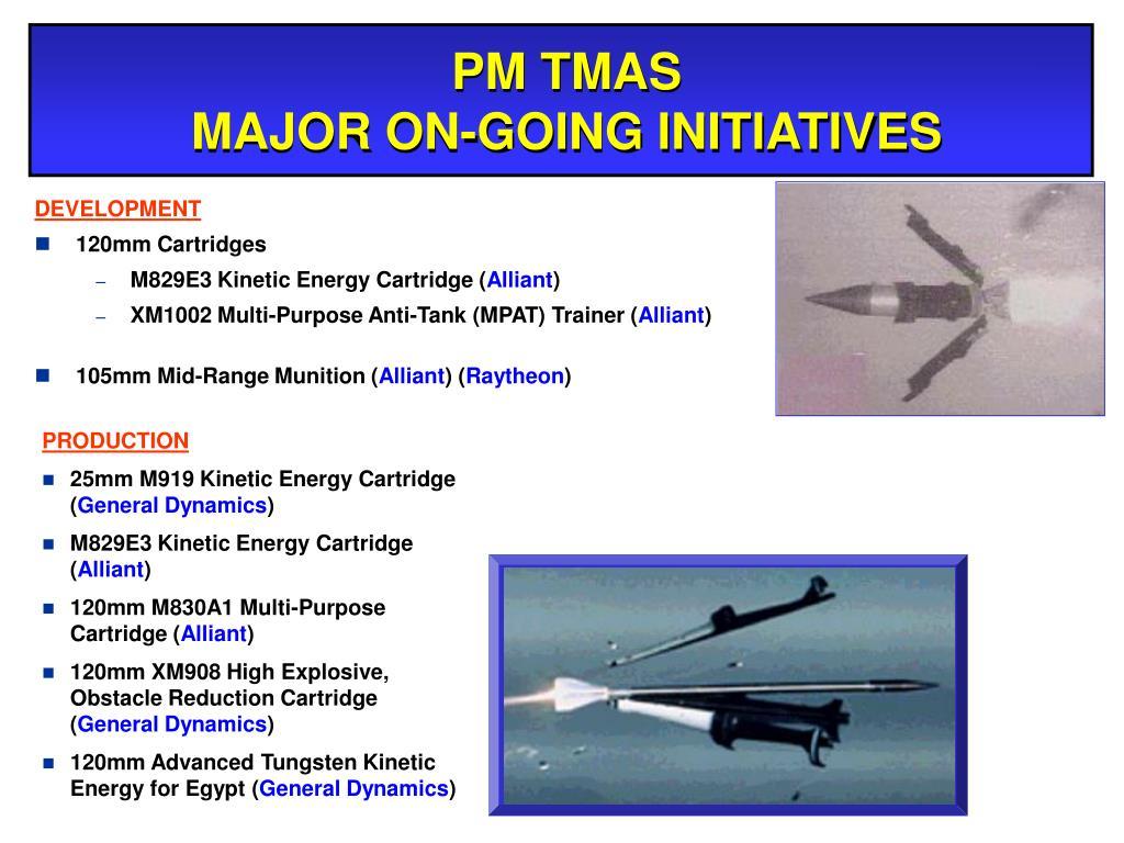 PM TMAS