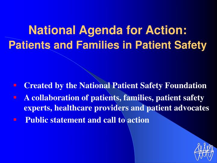 National Agenda for Action: