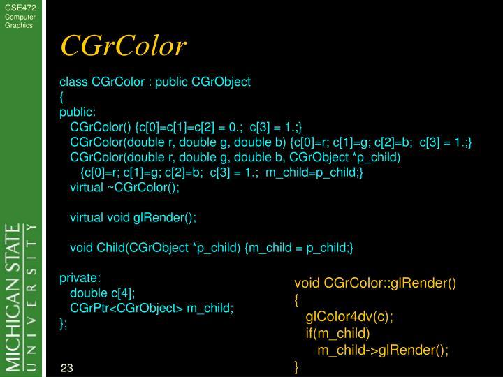 CGrColor