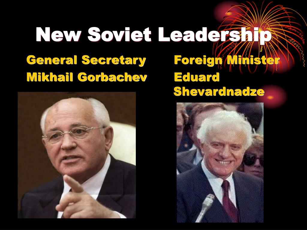 New Soviet Leadership
