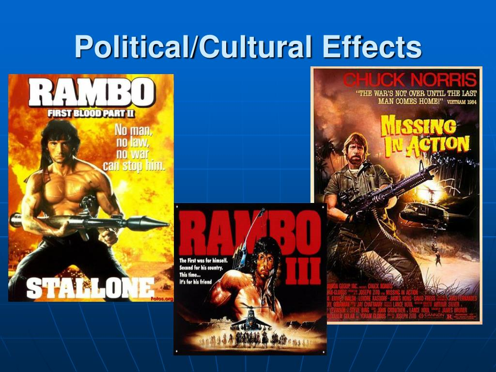 Political/Cultural Effects