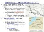 reduction of st mihiel salient sept 1918