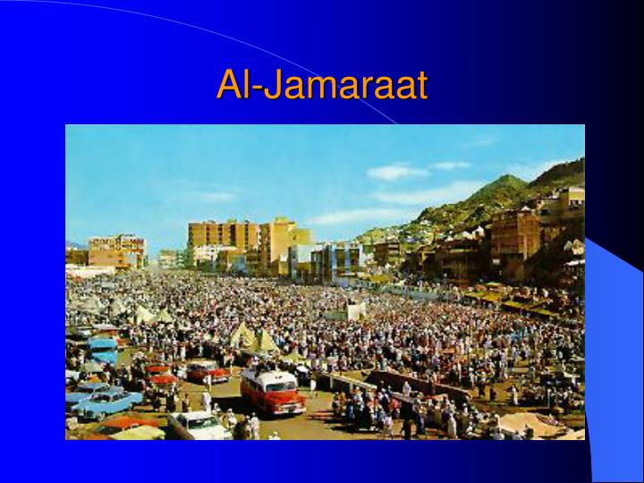 Al-Jamaraat