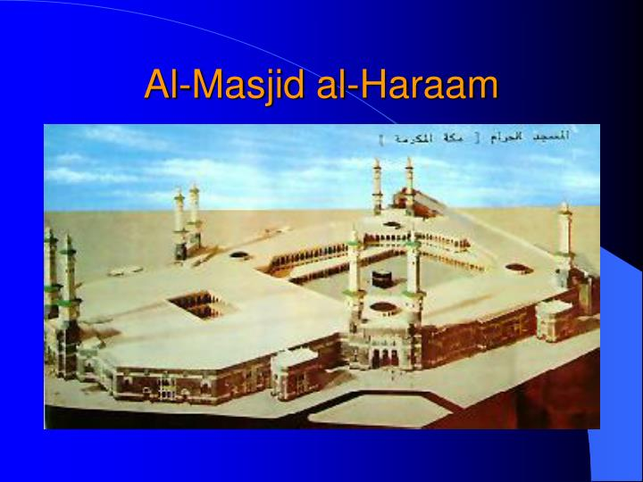 Al-Masjid al-Haraam