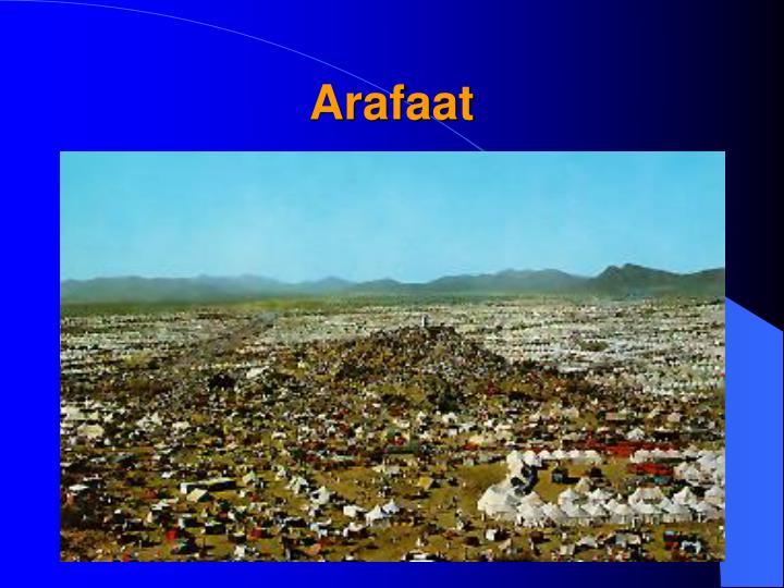 Arafaat