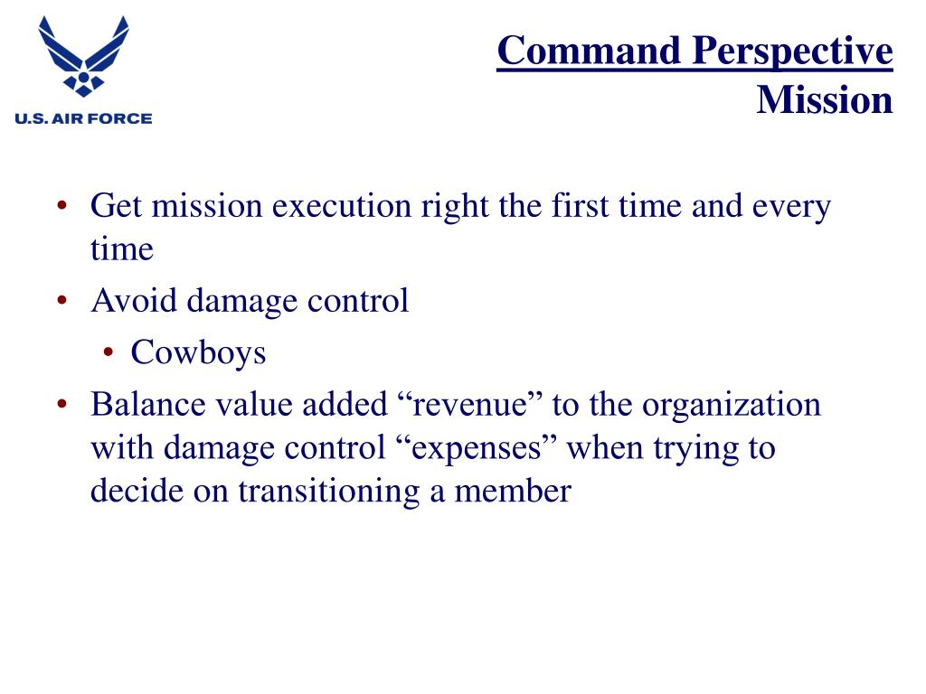 Command Perspective