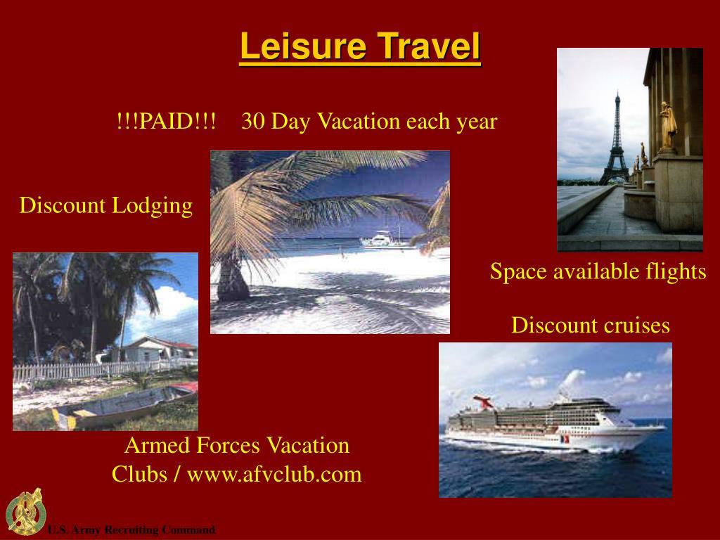 Leisure Travel