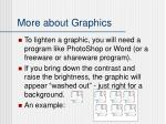 more about graphics13