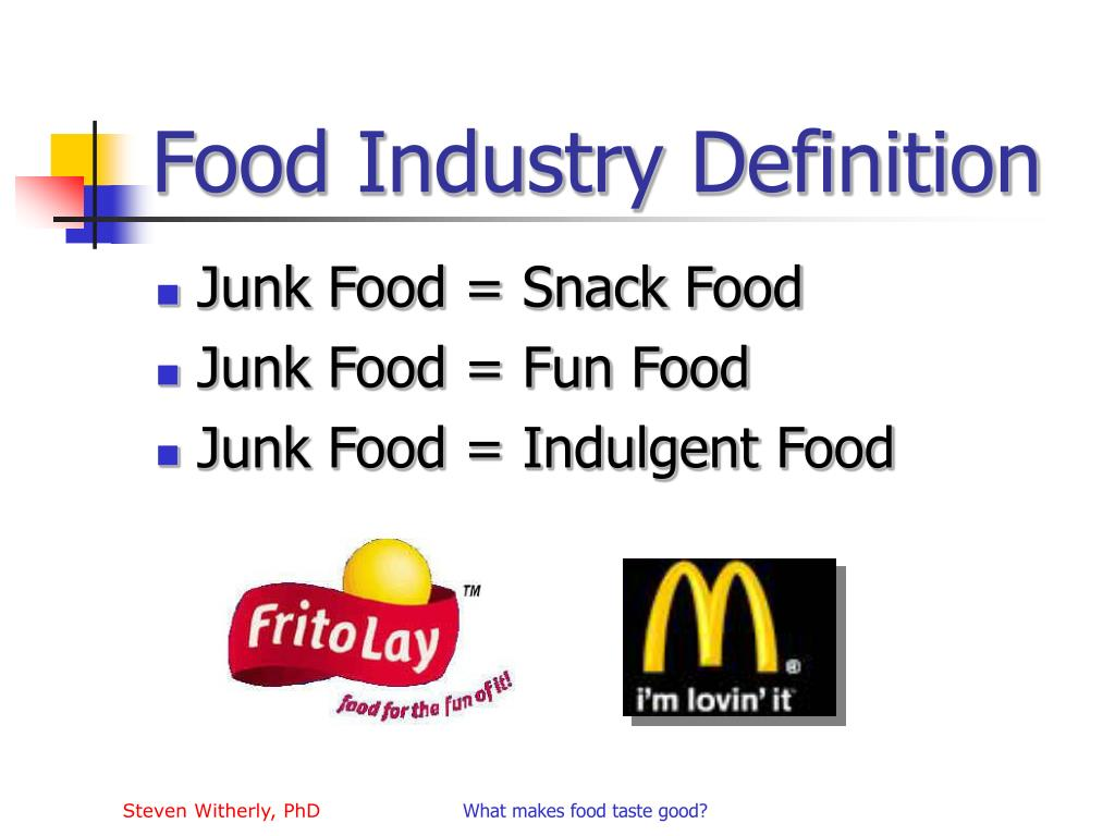 Ppt why humans like junk food powerpoint presentation for Cuisine meaning