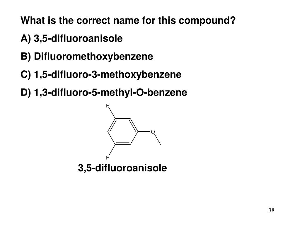 What is the correct name for this compound?