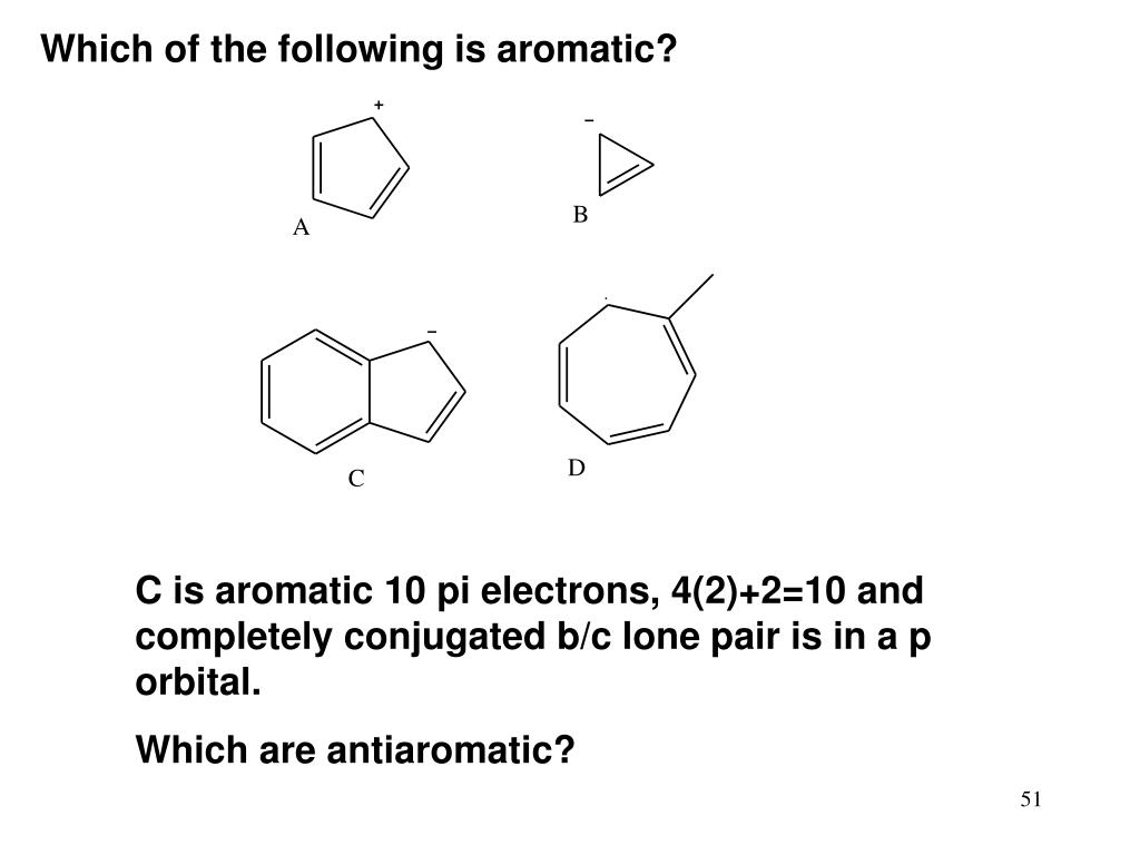 Which of the following is aromatic?