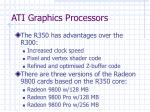 ati graphics processors33