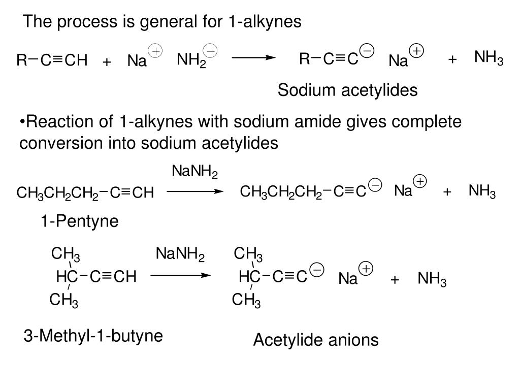 The process is general for 1-alkynes
