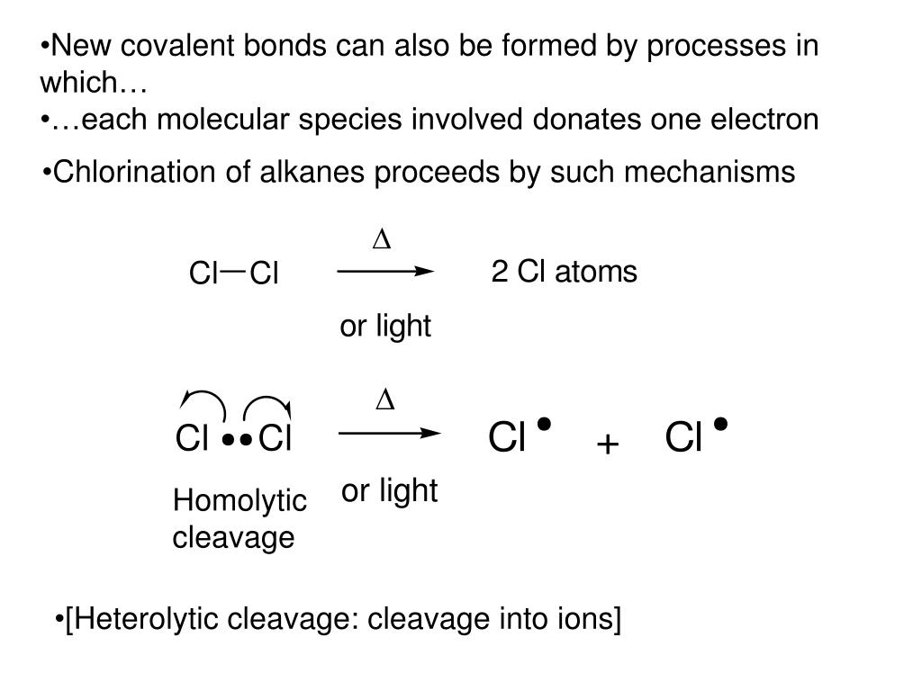 New covalent bonds can also be formed by processes in which…