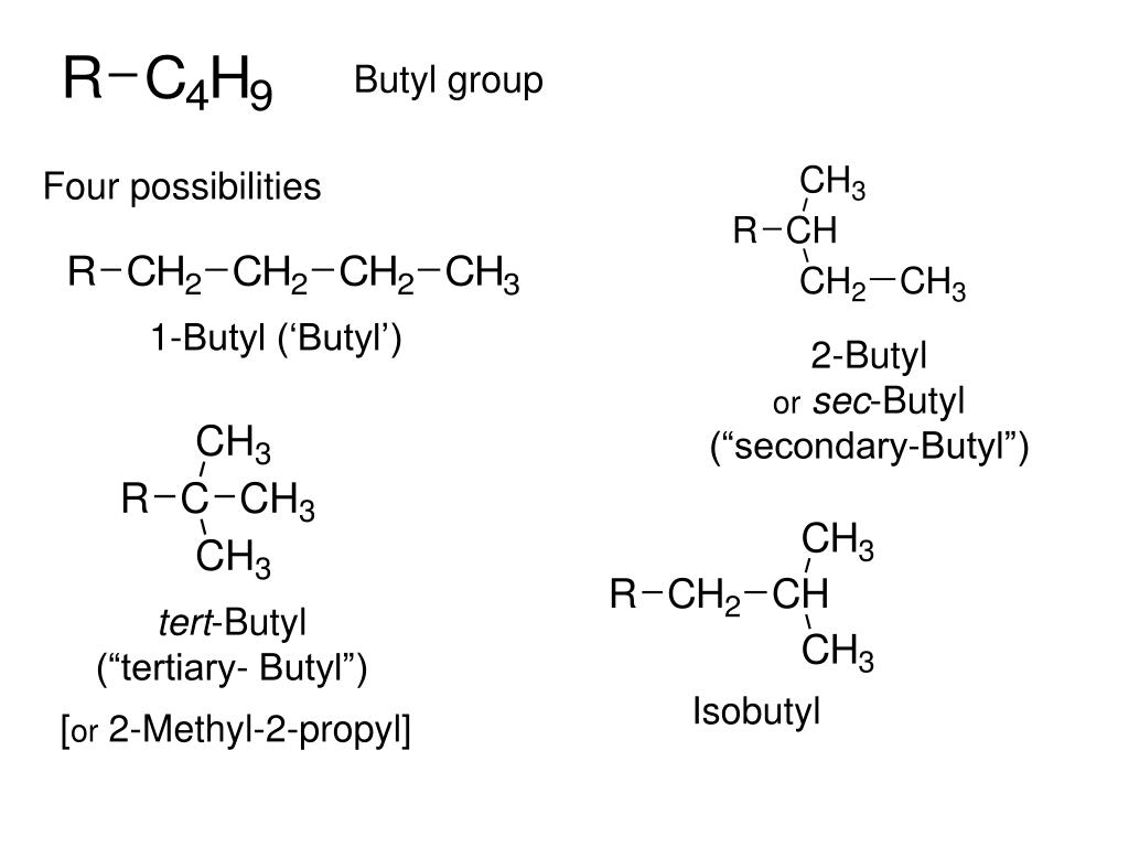 Butyl group