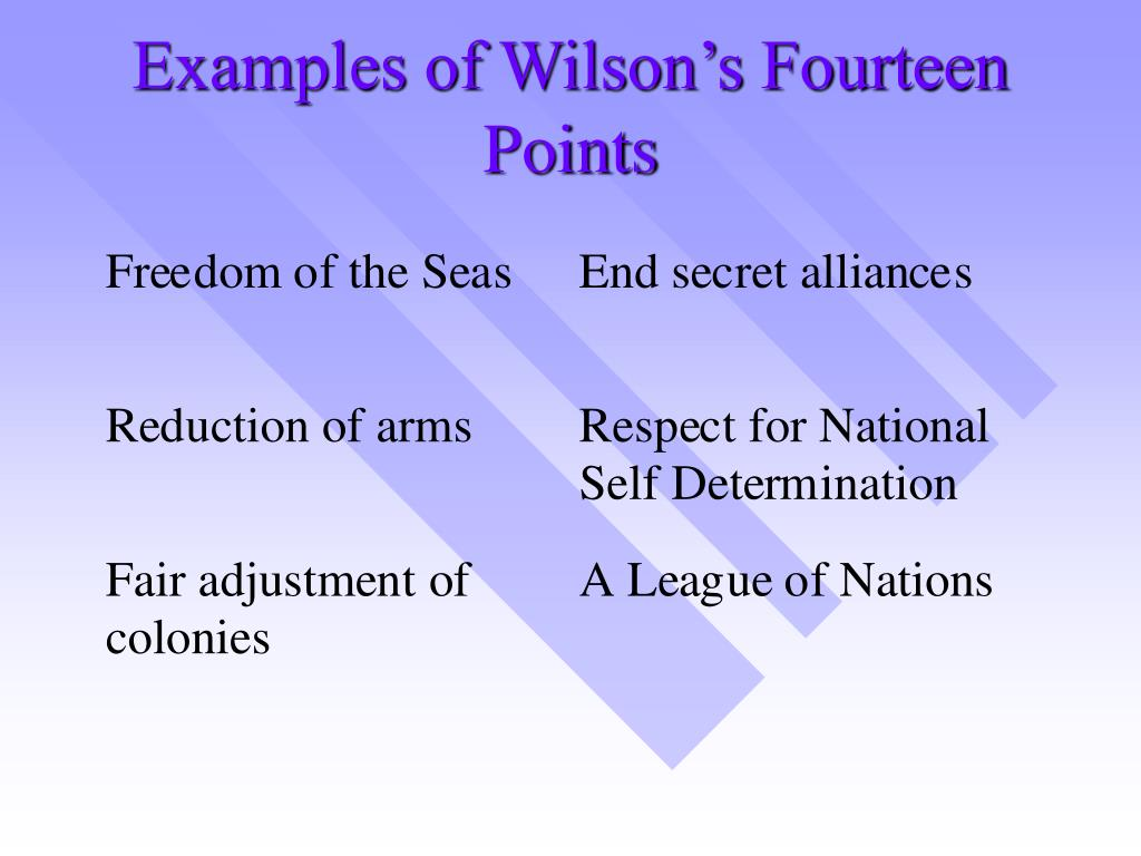 ppt wilson s fourteen points and the treaty of versailles powerpoint presentation id 174797. Black Bedroom Furniture Sets. Home Design Ideas