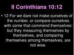 ii corinthians 10 12