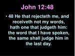 john 12 48