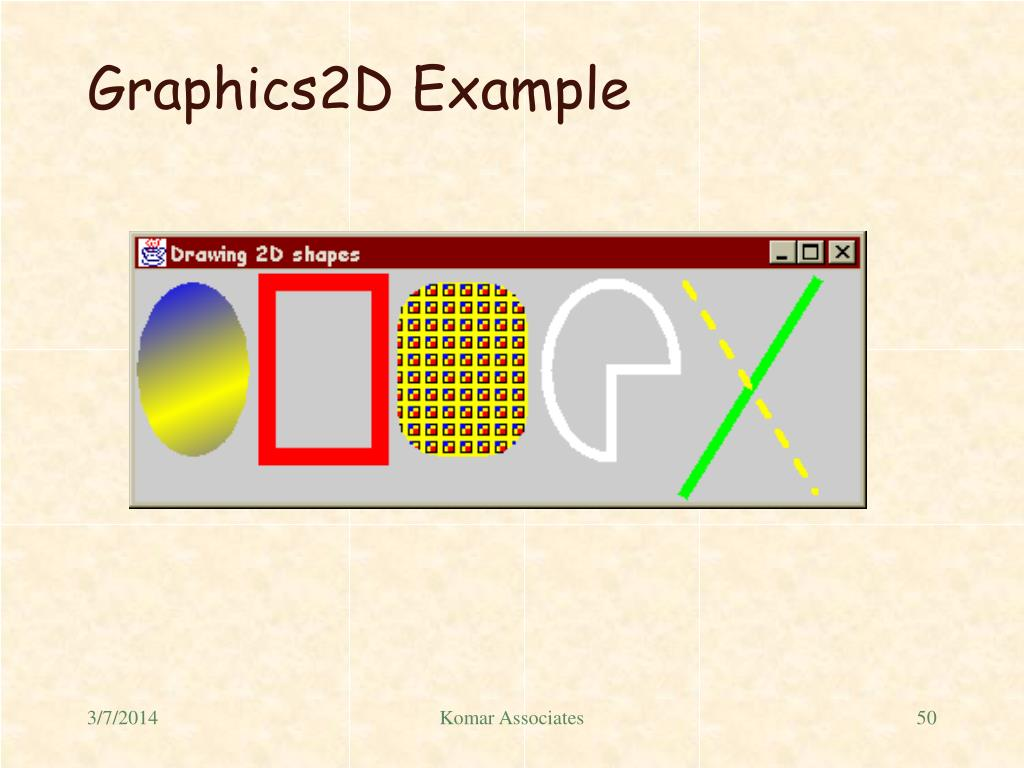 Graphics2D Example