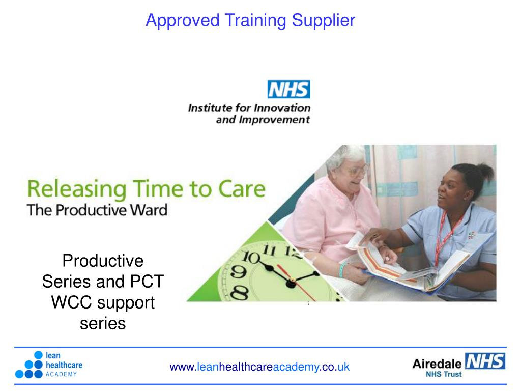 Approved Training Supplier