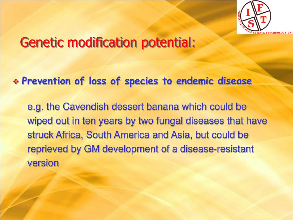Prevention of loss of species to endemic disease