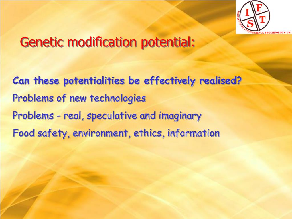 Can these potentialities be effectively realised?