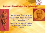 institute of food science technology32